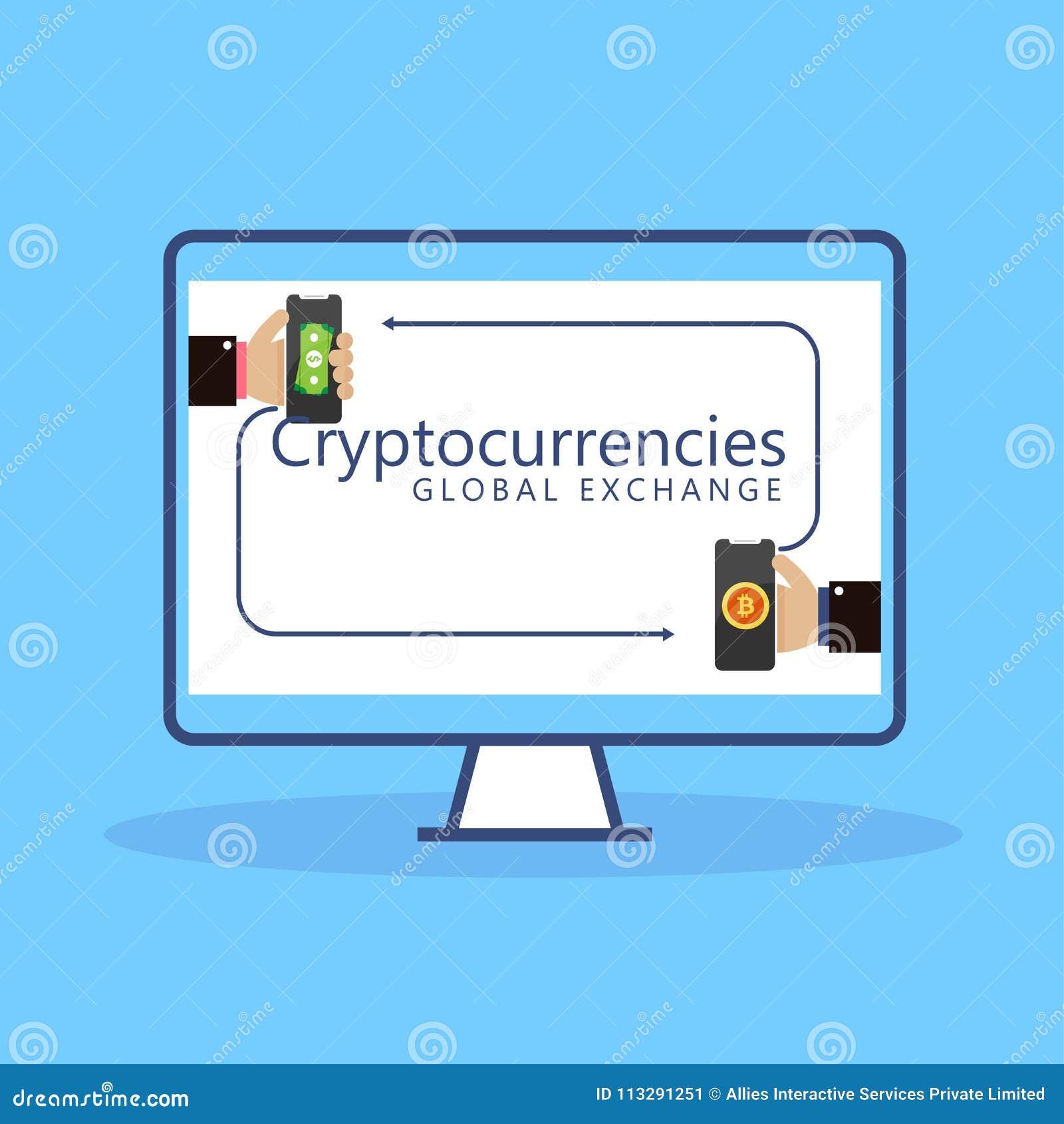 global exchange cryptocurrency