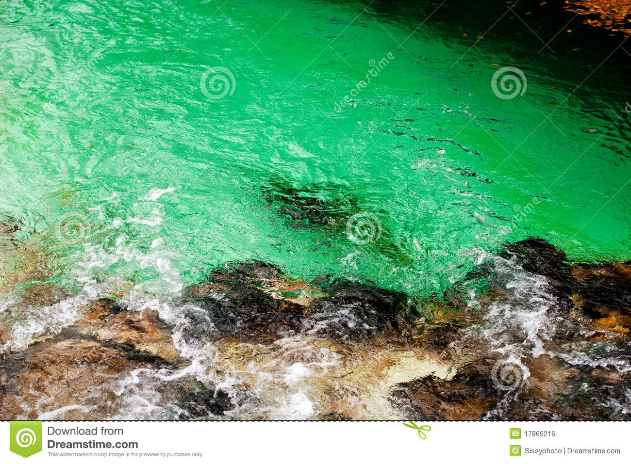Crystal Clear Pond Royalty Free Stock Image Image 17869216