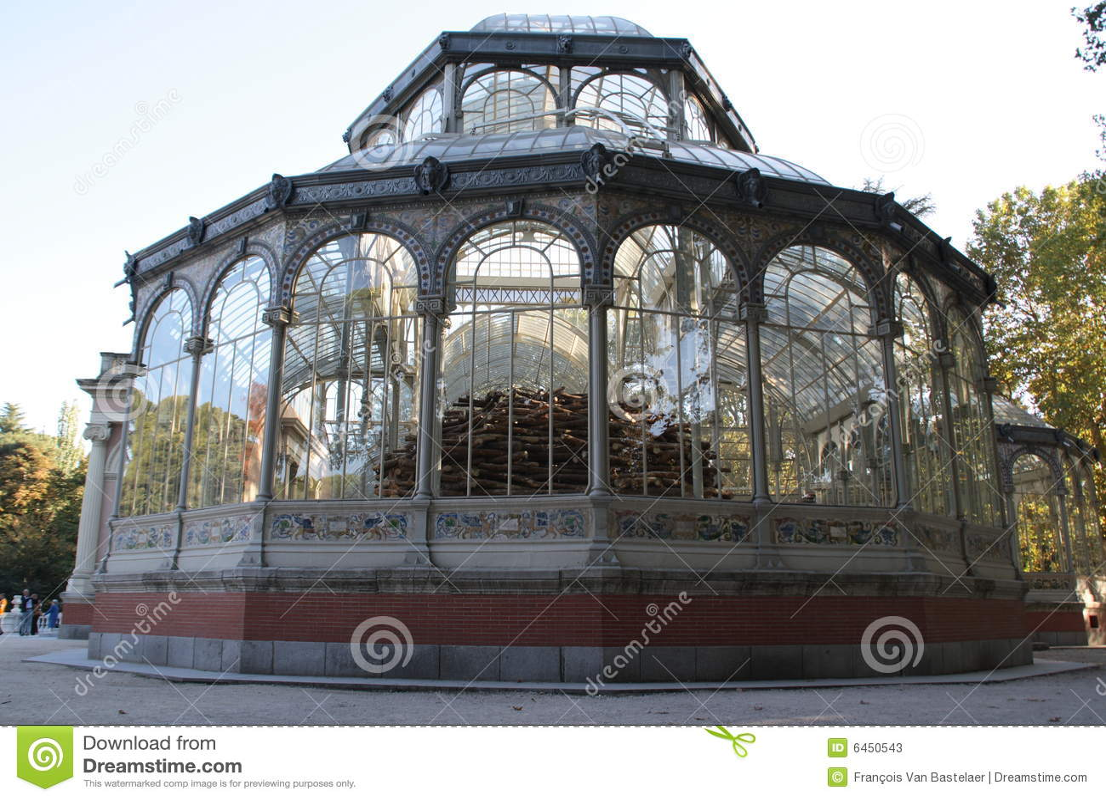 Crystal Madryt pałacu