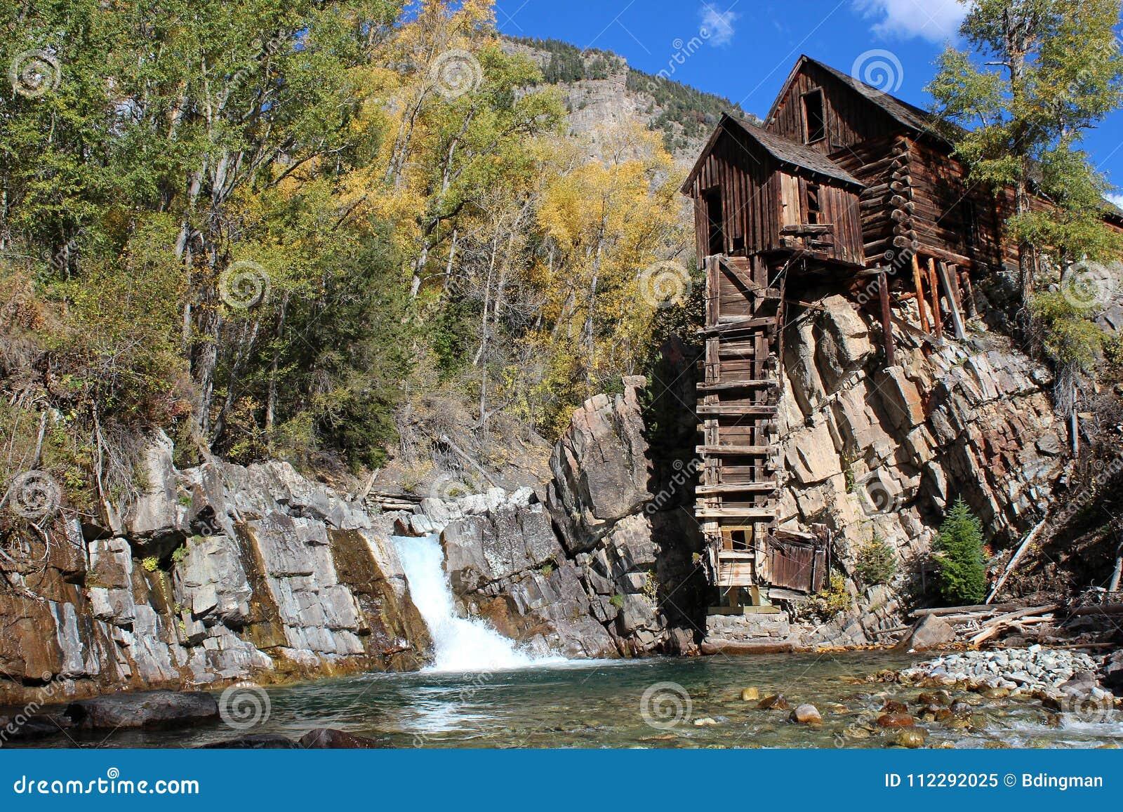 Crystal Mill, Colorado