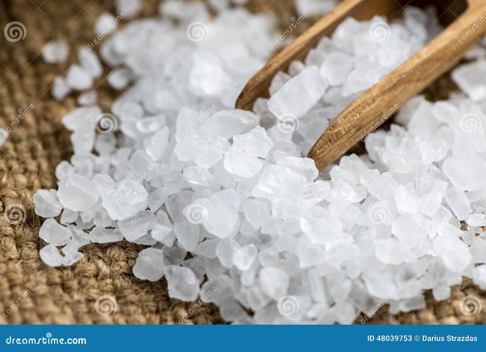 Crystal Sea Salt