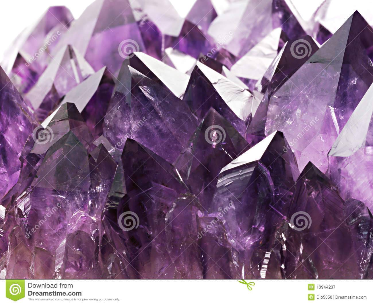 Crystal Stone Royalty Free Stock Photography Image 13944237