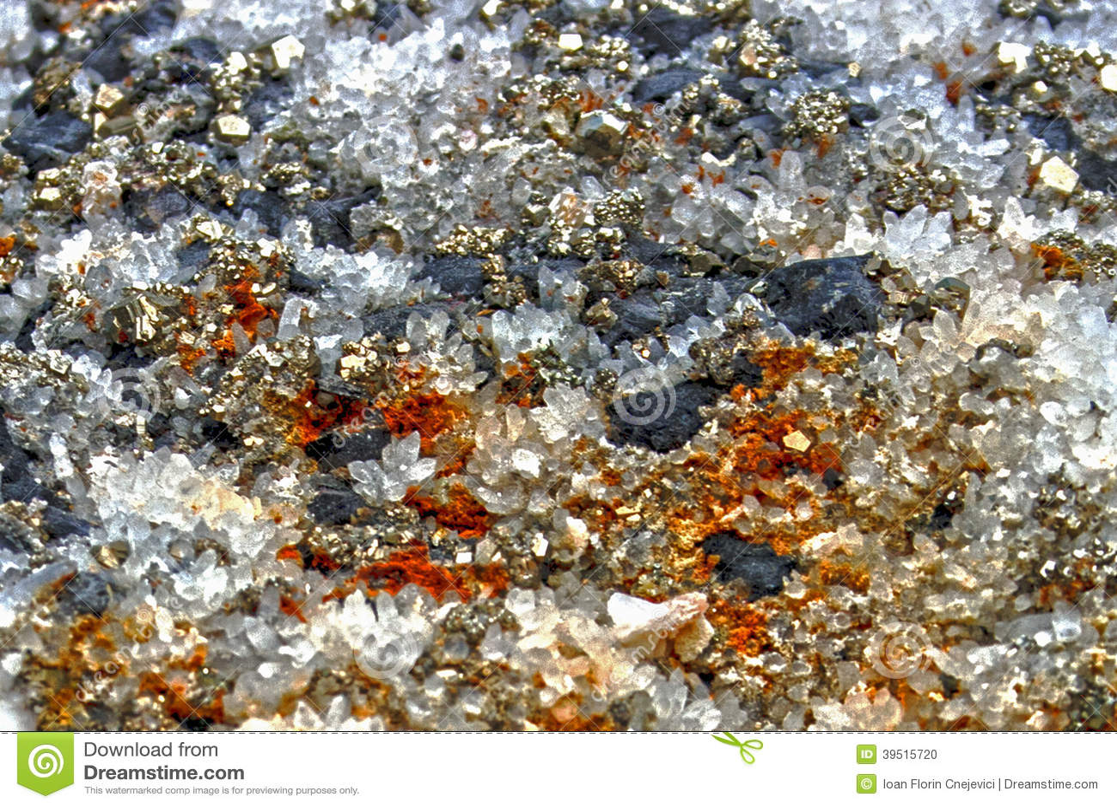 Crystal stones 3
