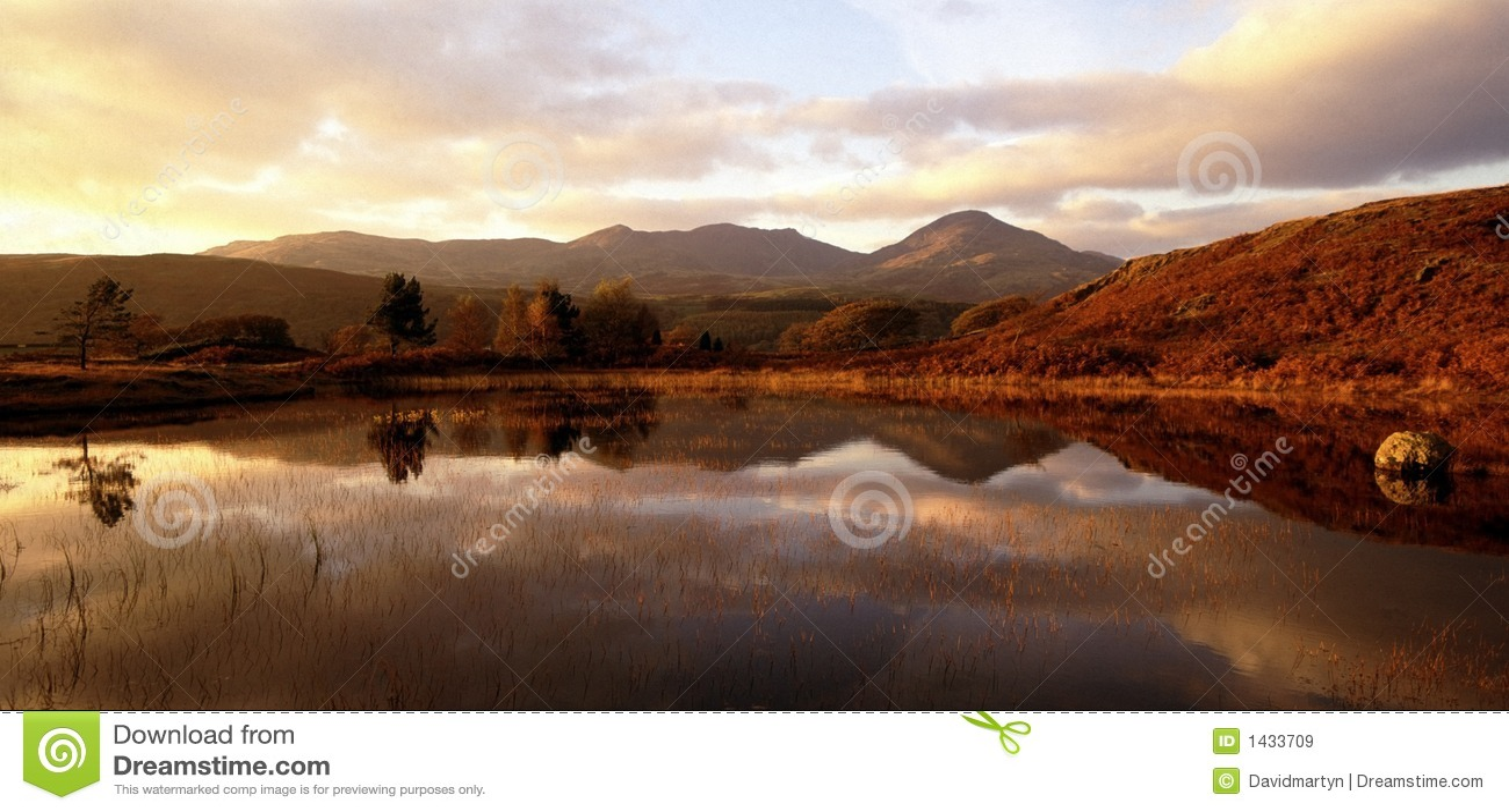 Cu jezioro okręgowy park narodowy