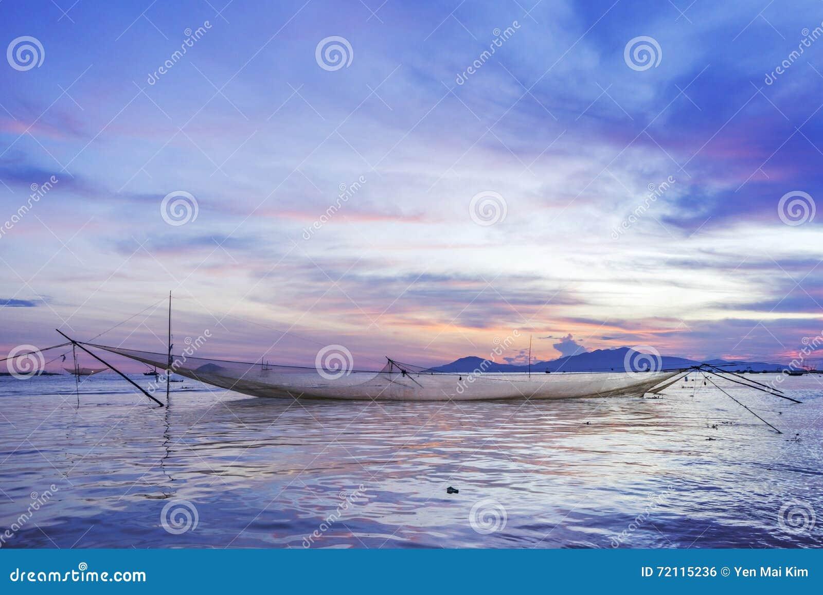 Cua Dai plaża, Hoi miasto, Quang Nam prowincja, Wietnam