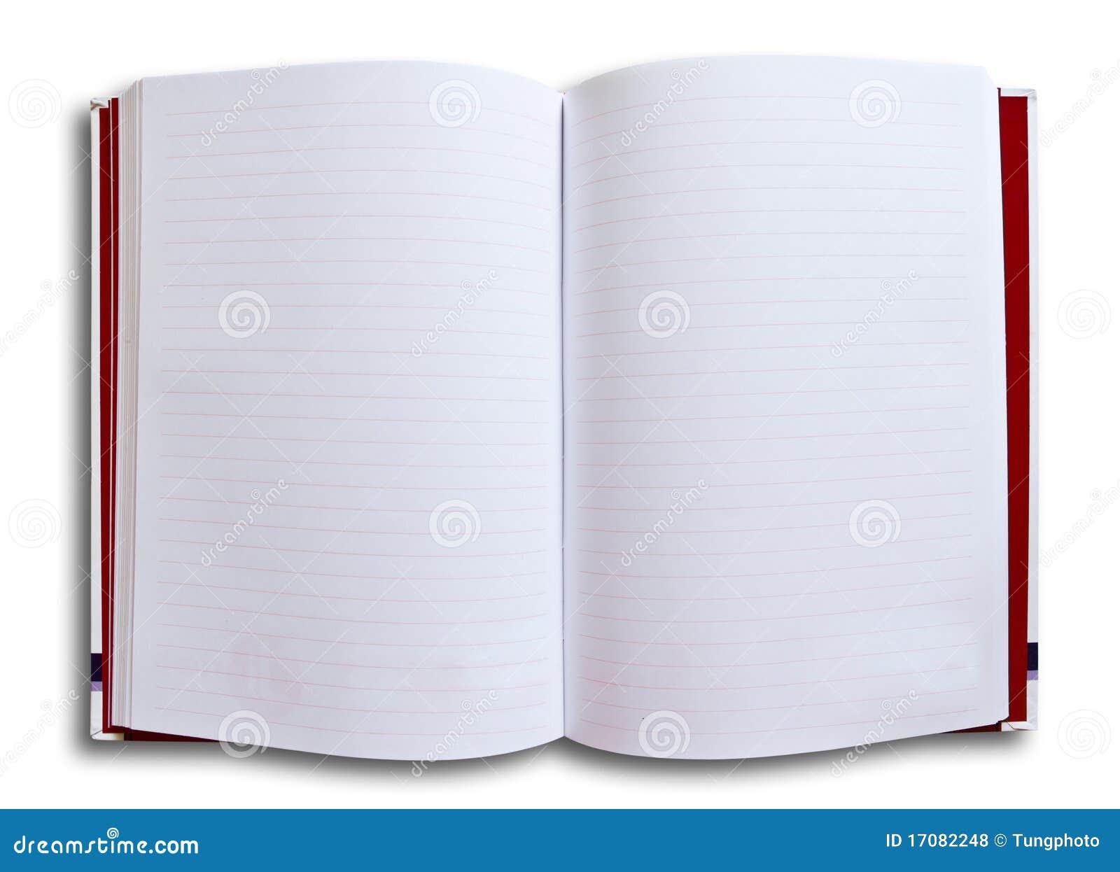 Cuaderno blanco