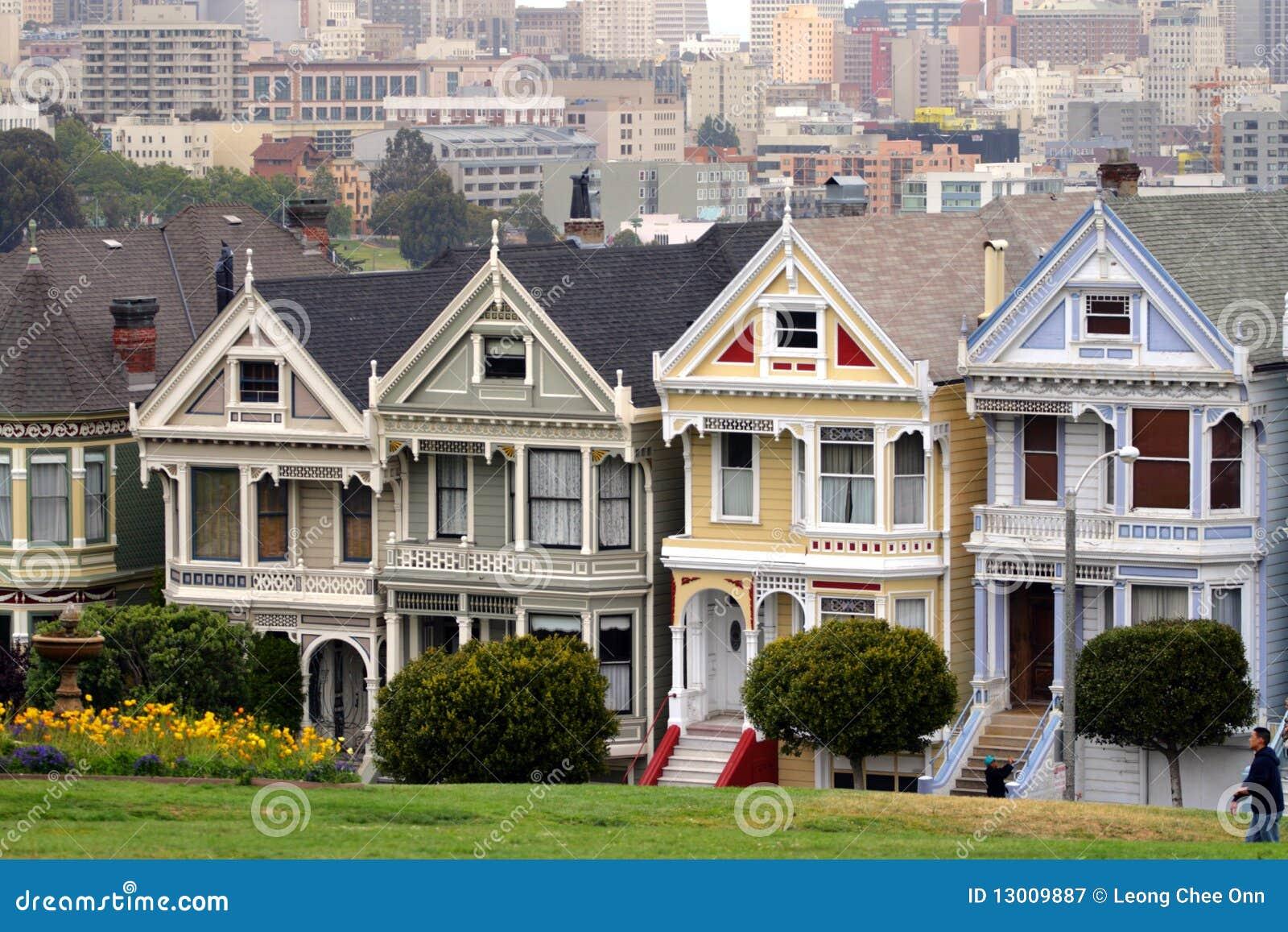 Cuadrado de Álamo, San Francisco