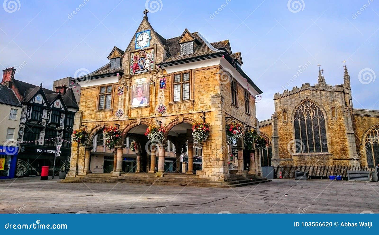 Cuadrado de la catedral de Peterborough