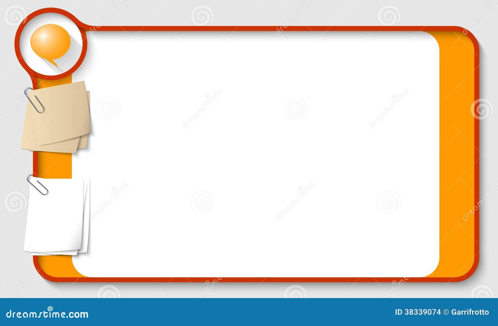 Cuadro De Texto Del Vector Para Cualquier Texto Imagenes