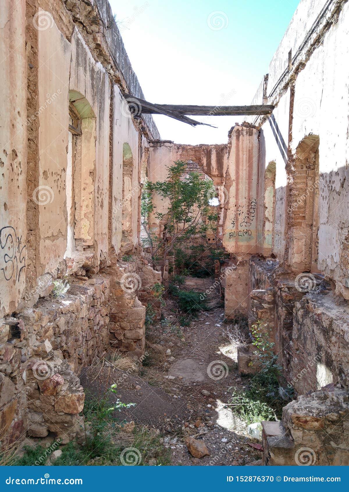 'Cuartel de Villa 'buiding struktur
