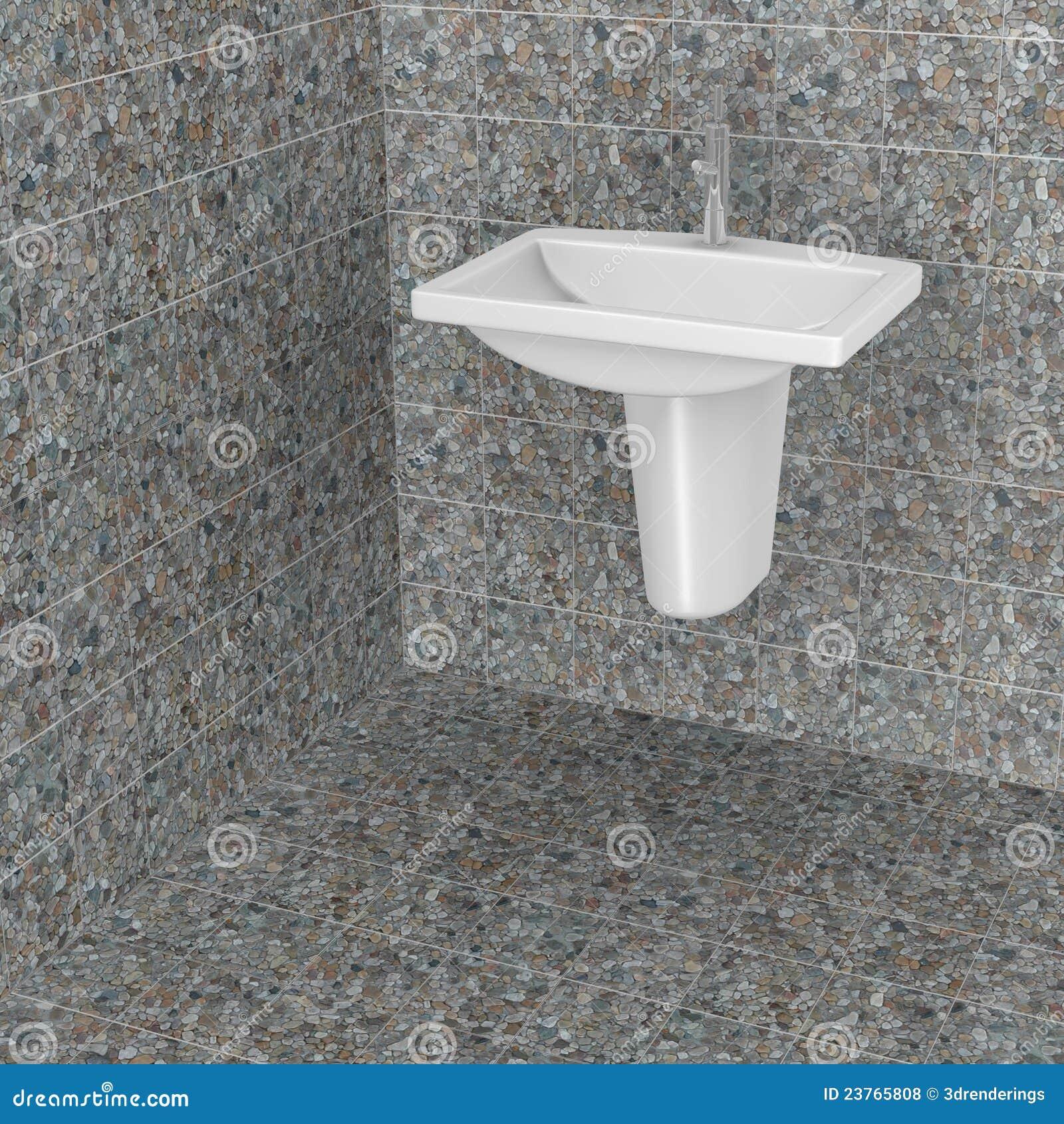 Azulejos Baño Piedra:Bathroom Tile with Stone