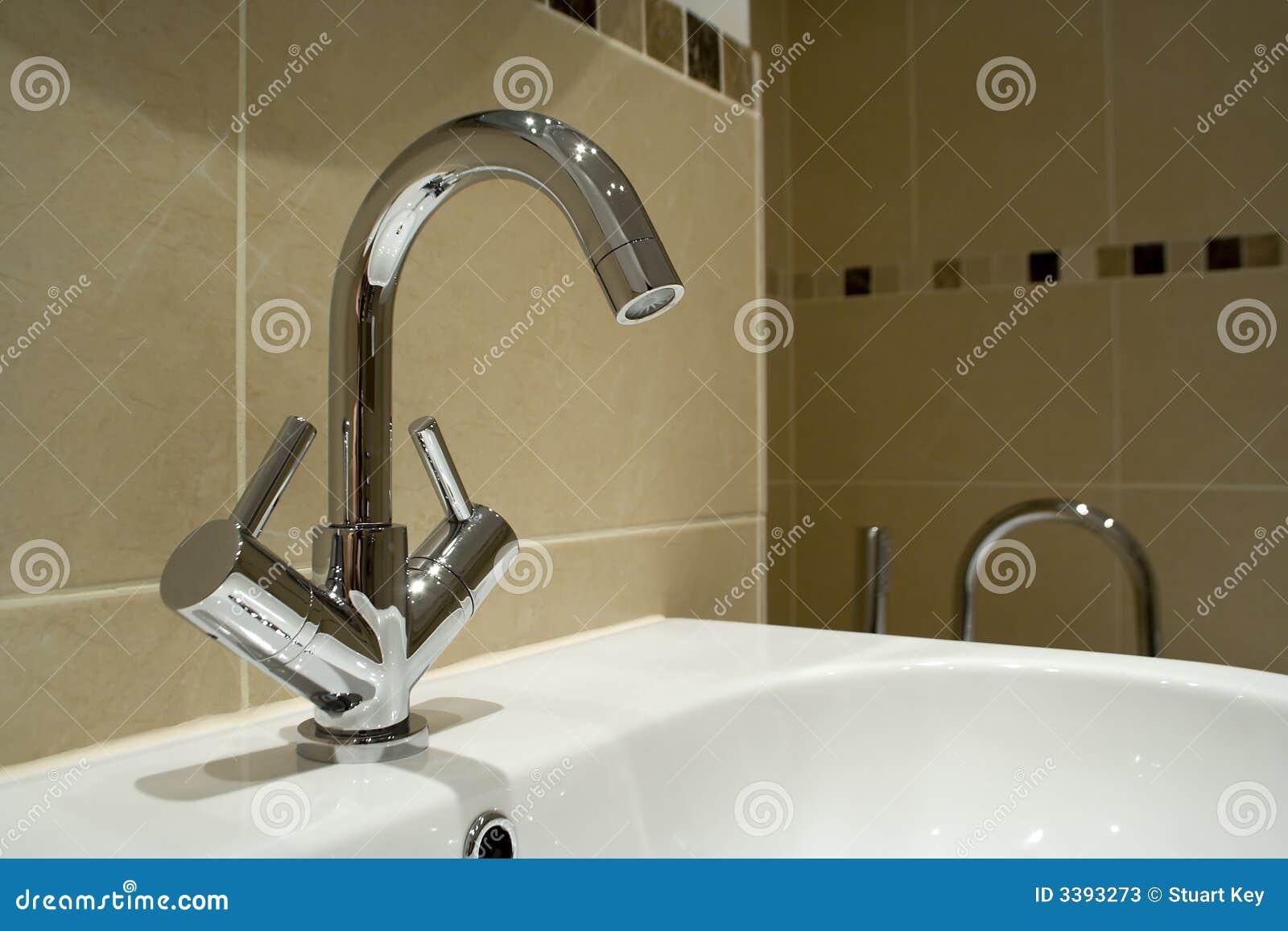 Cuarto De Baño Moderno Fotos:Cuarto De Baño Moderno Fotos de archivo – Imagen: 3393273