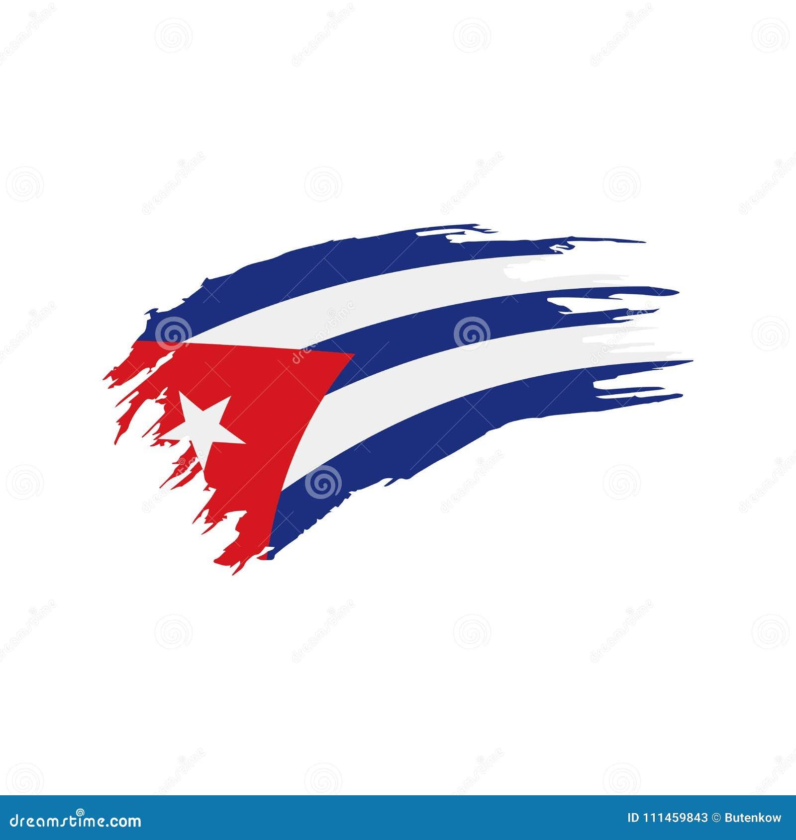 Download Cuba Flag, Vector Illustration Stock Vector   Illustration Of Cuba,  Concept: 111459843