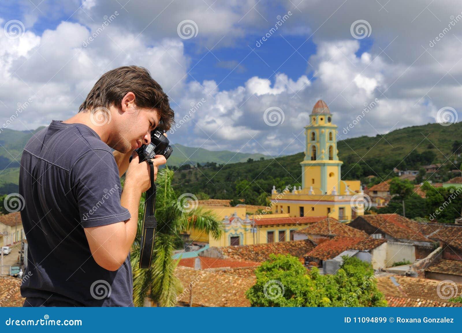 Cuba fotograf Trinidad