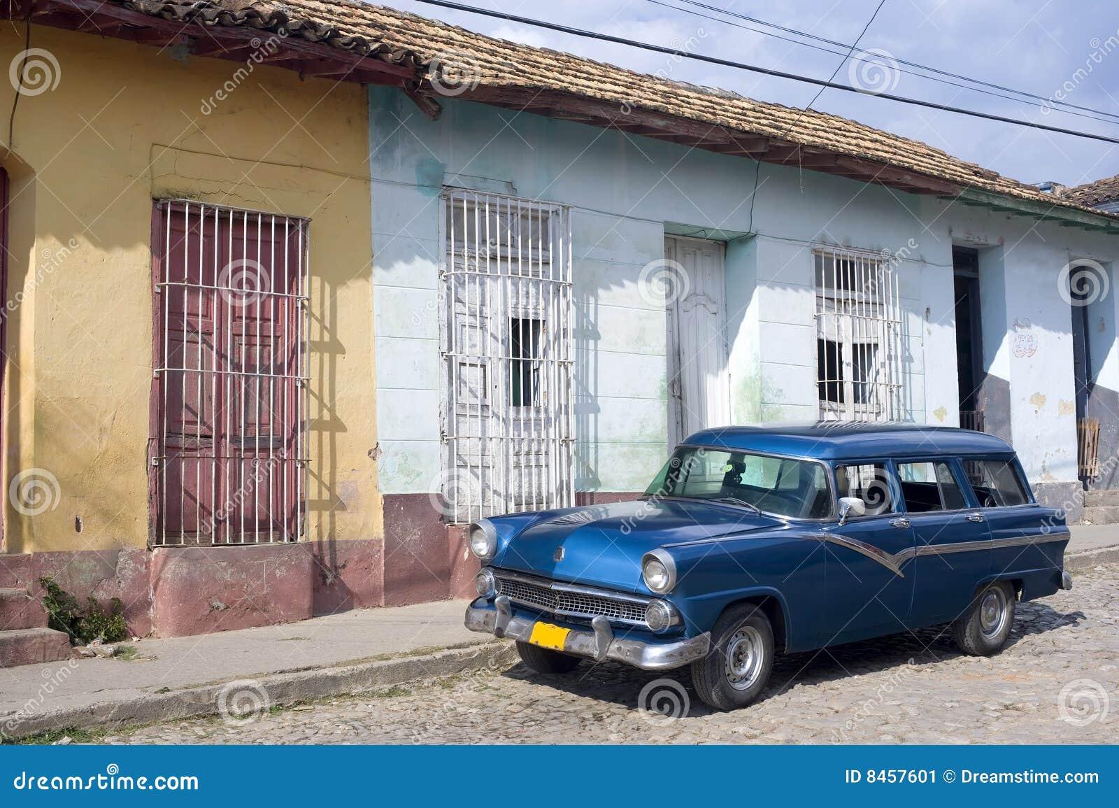 Cuba stiltrinidad tappning
