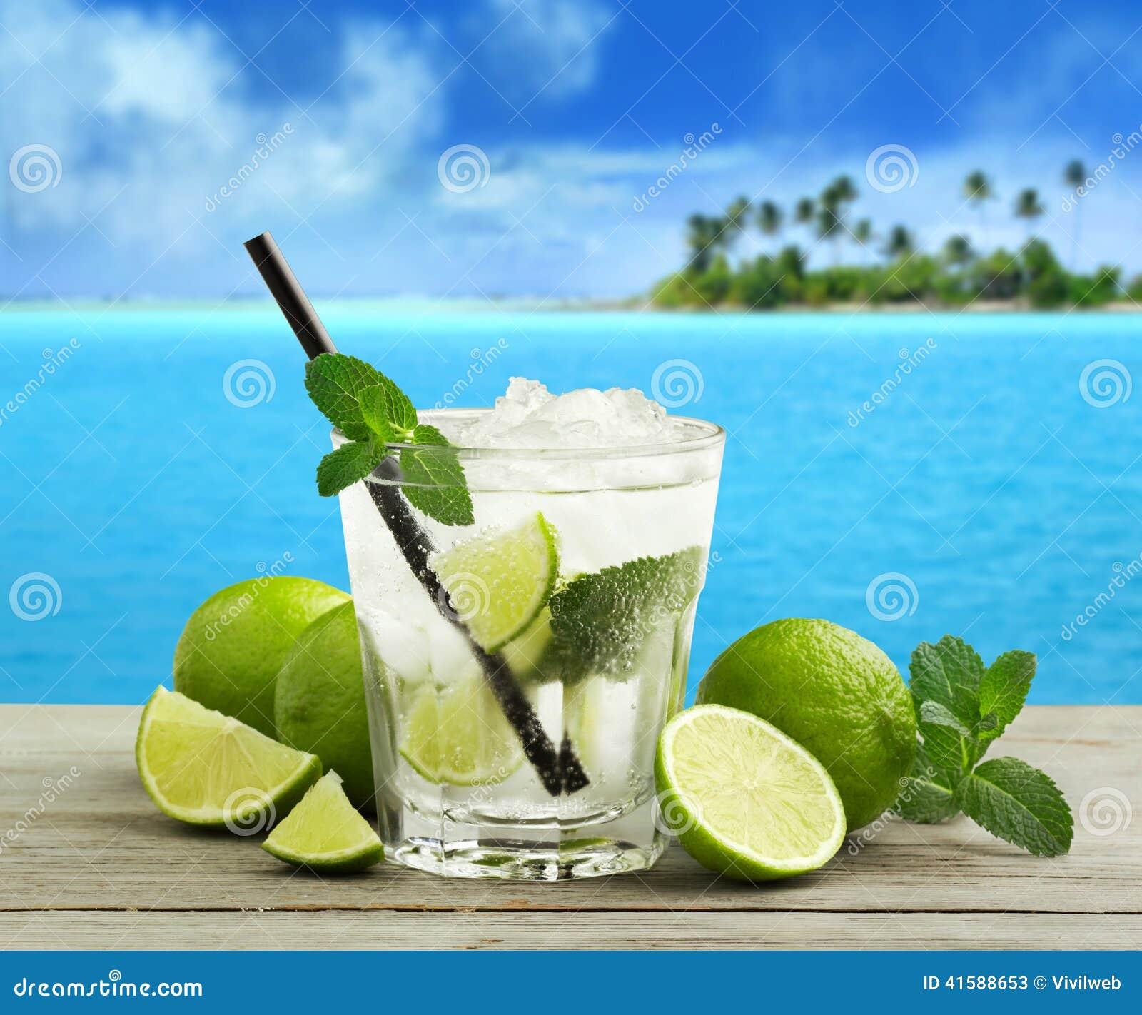Cuban Mojito Stock Photo - Image: 41588653
