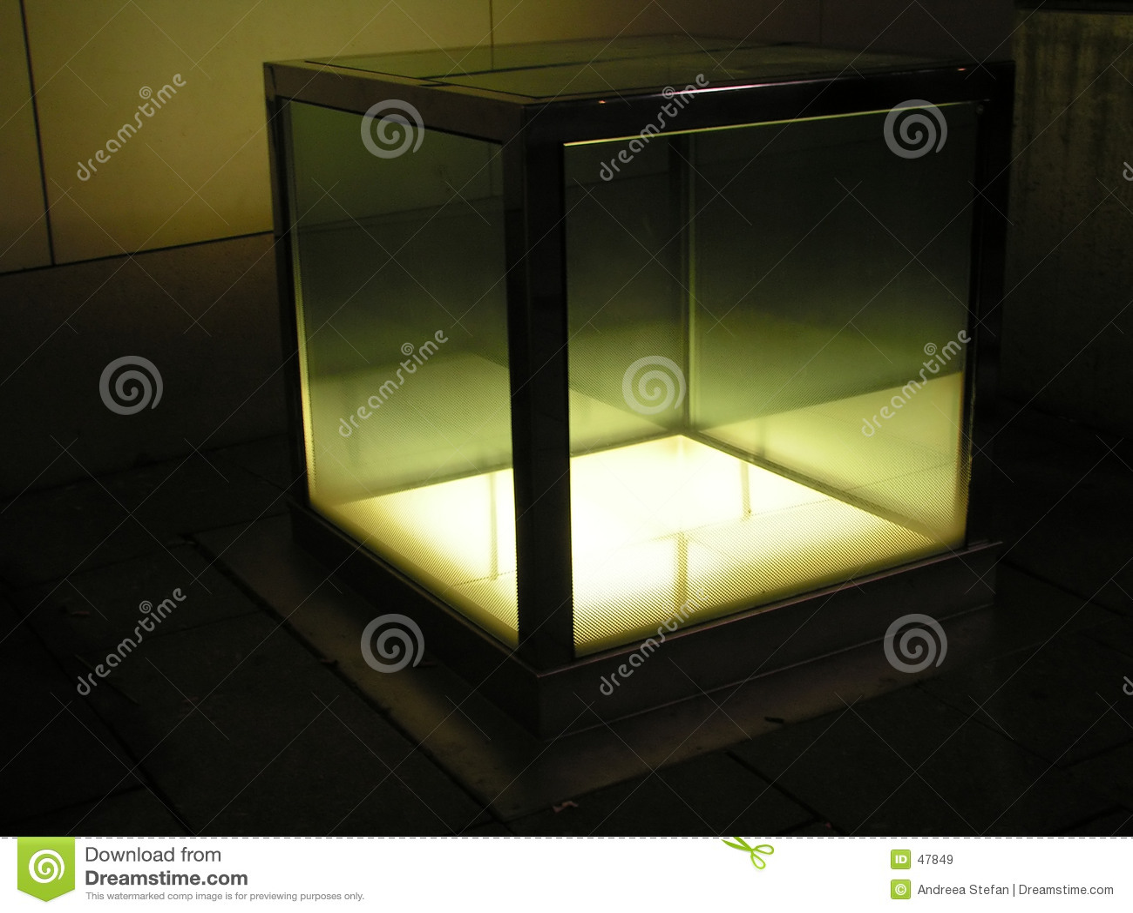 Cube léger 1
