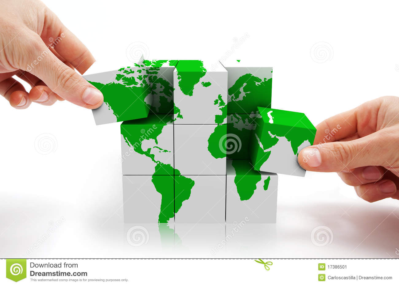 Cube world map concept stock image image of concepts 17386501 download cube world map concept stock image image of concepts 17386501 gumiabroncs Images