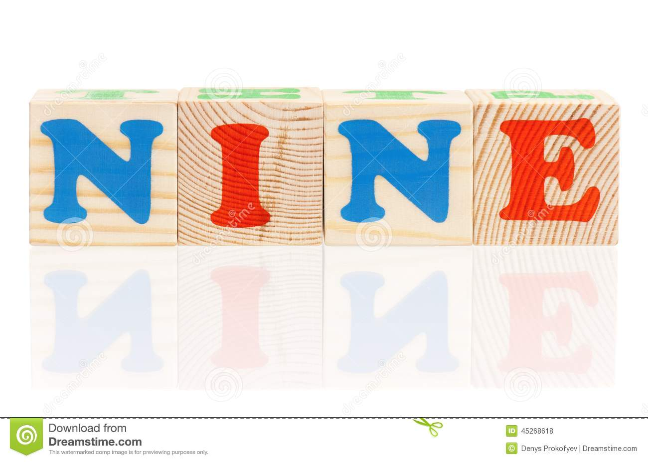 nine letter words cubes with letters stock photo image of educational 42515