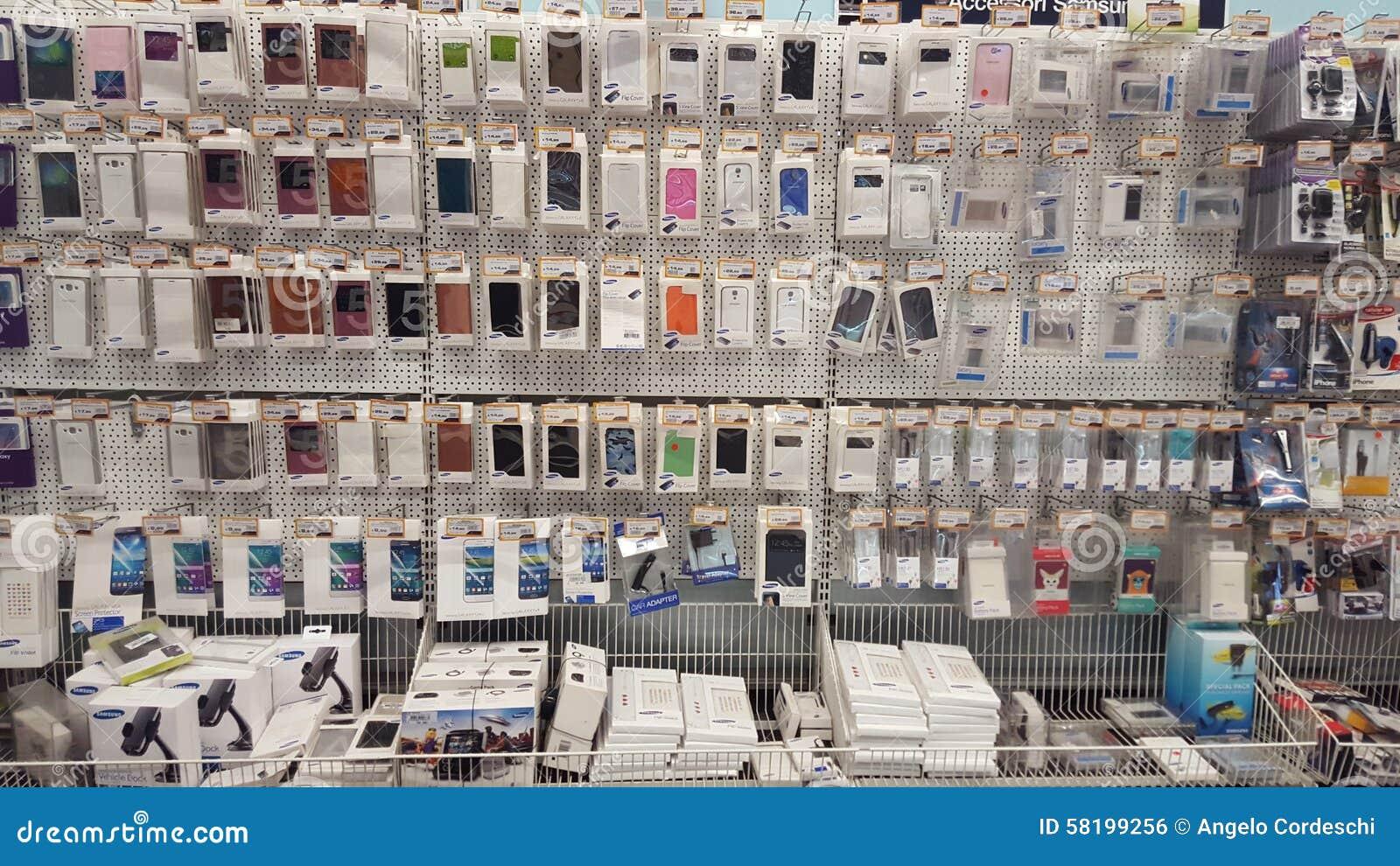 Cubiertas de la tienda del teléfono móvil Cubierta para el teléfono móvil