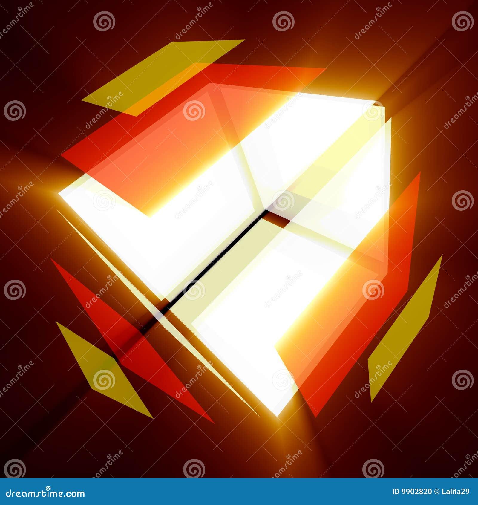 Cubo colorido