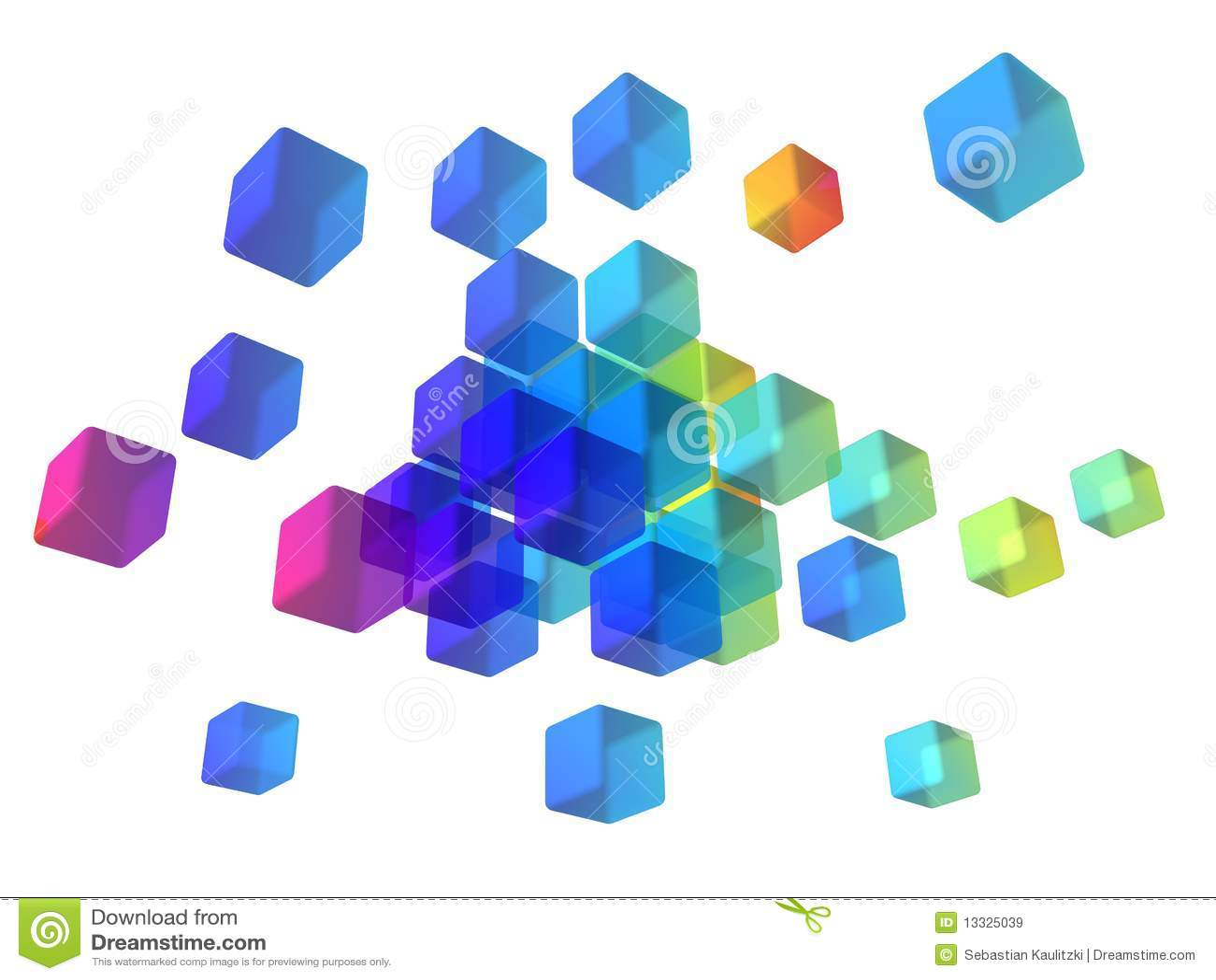 Cubos abstractos
