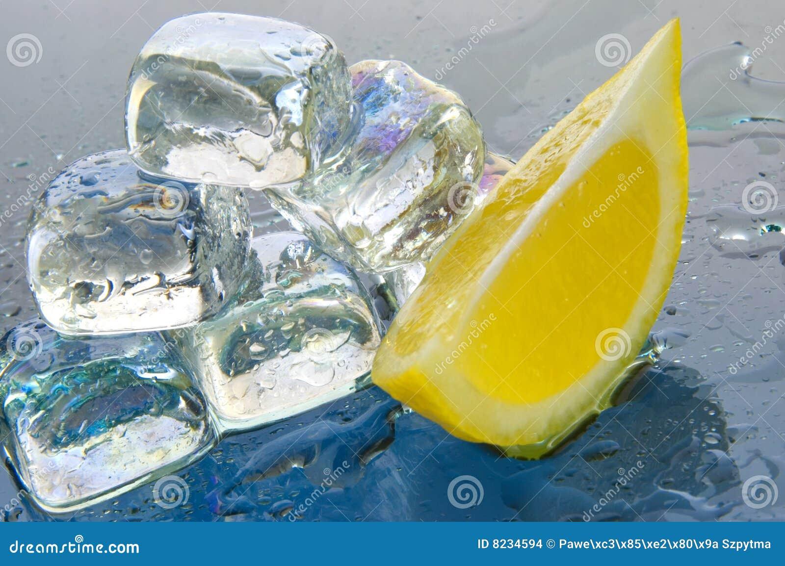 Cubos de hielo a beber
