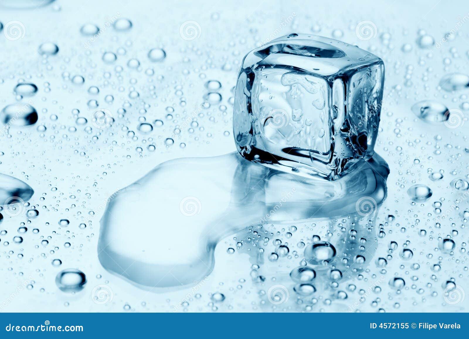 hielo agua: