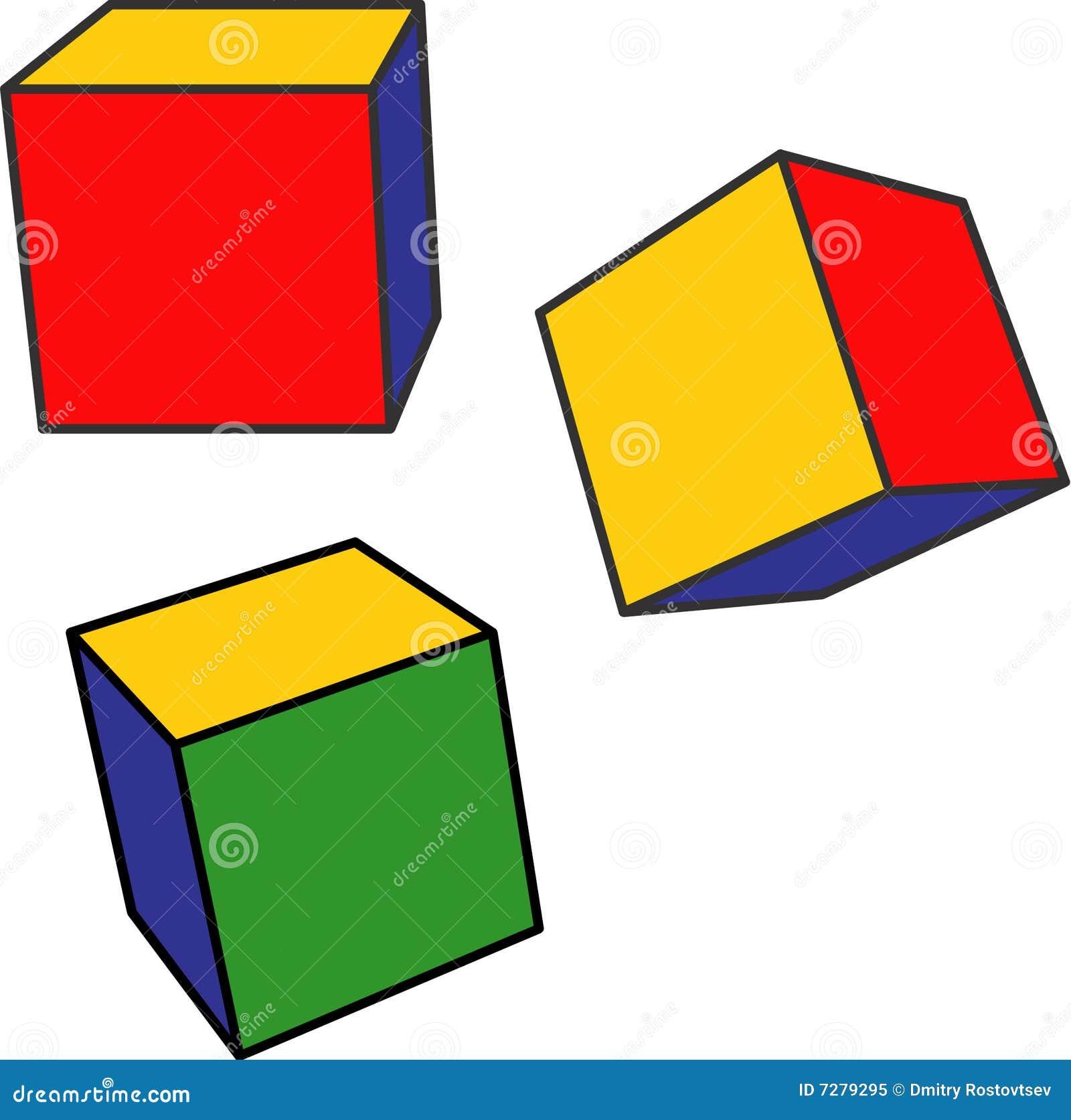 Cubos del color