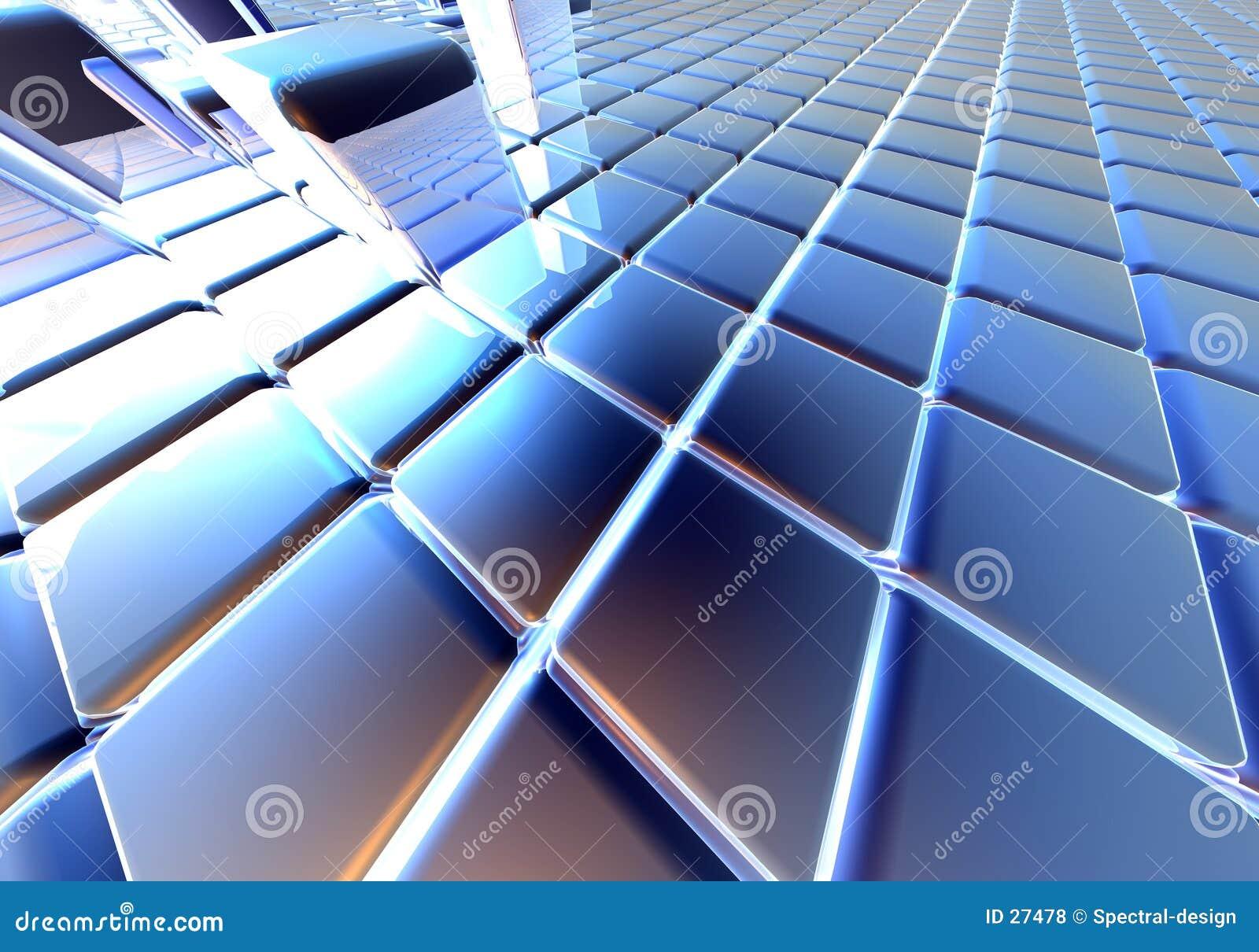 Cubos infinitos
