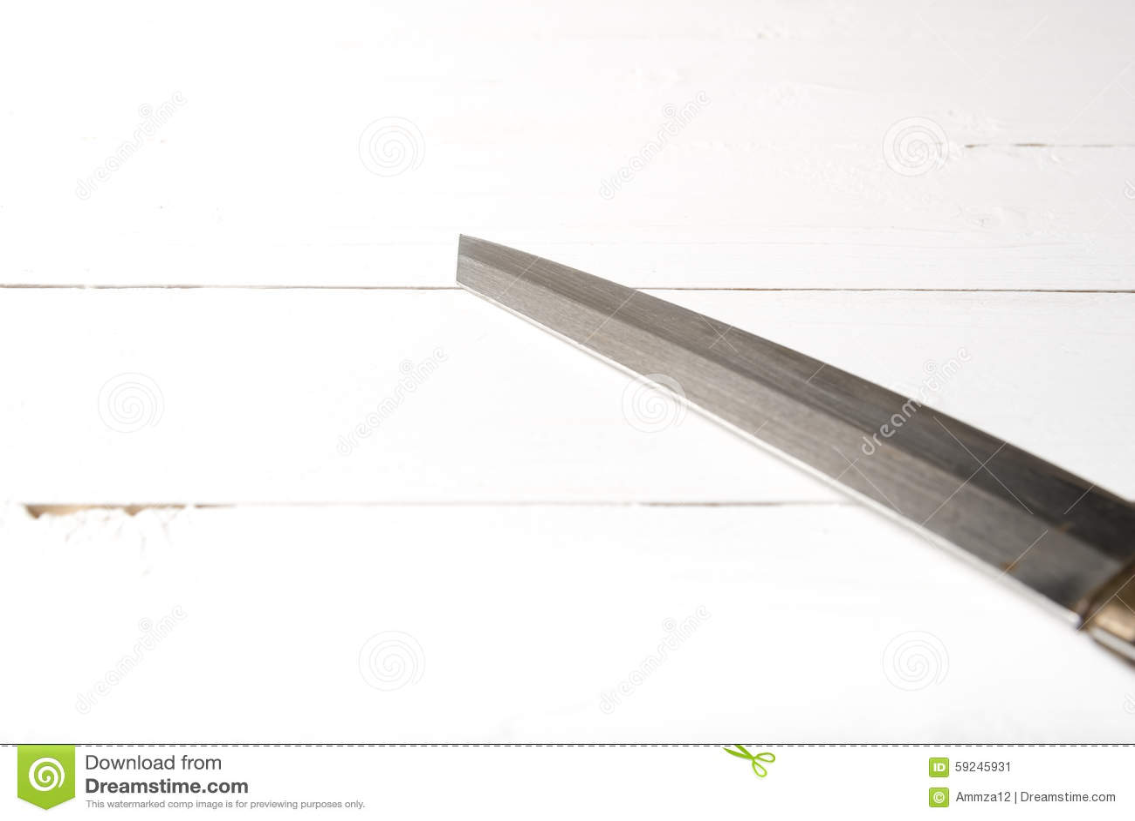 Download Cuchillo de cocina imagen de archivo. Imagen de herramienta - 59245931