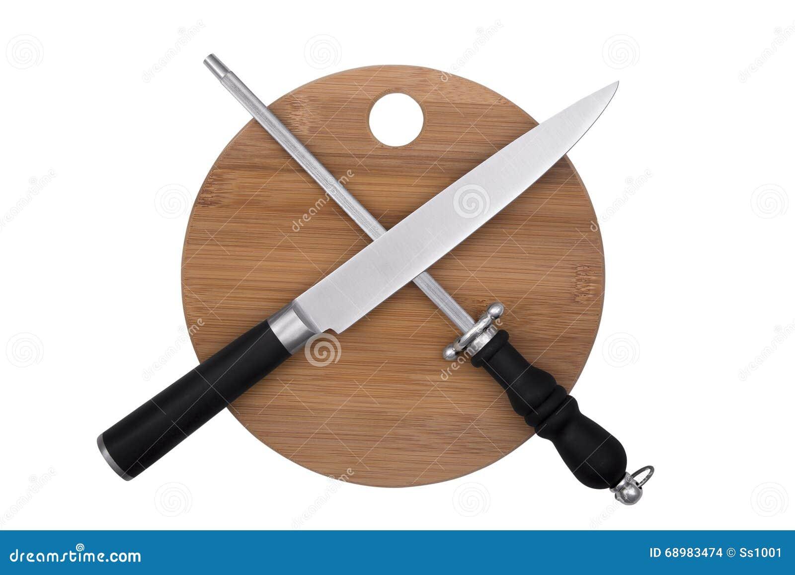 Cuchillo y tablero de Musat