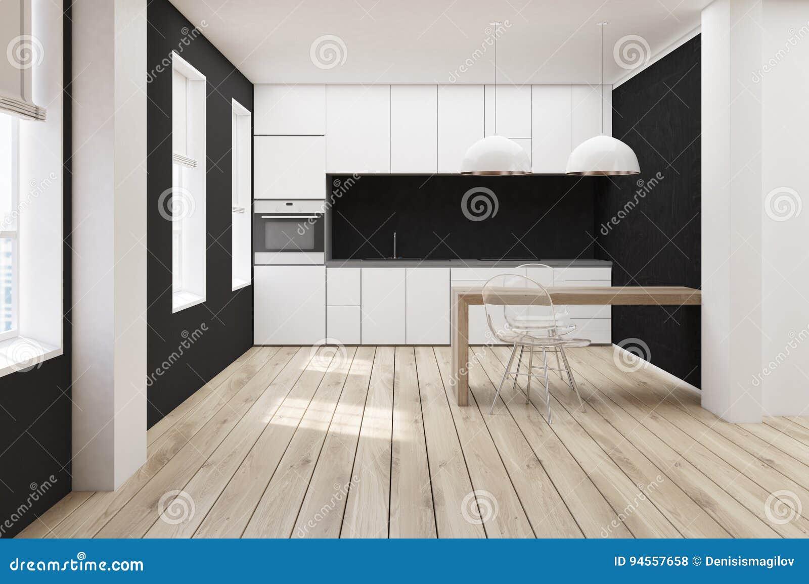 Cucina legno bianco e nero idee cucine moderne in legno u bianche nere colorate u idee cucina - Cucina bianca e legno ...