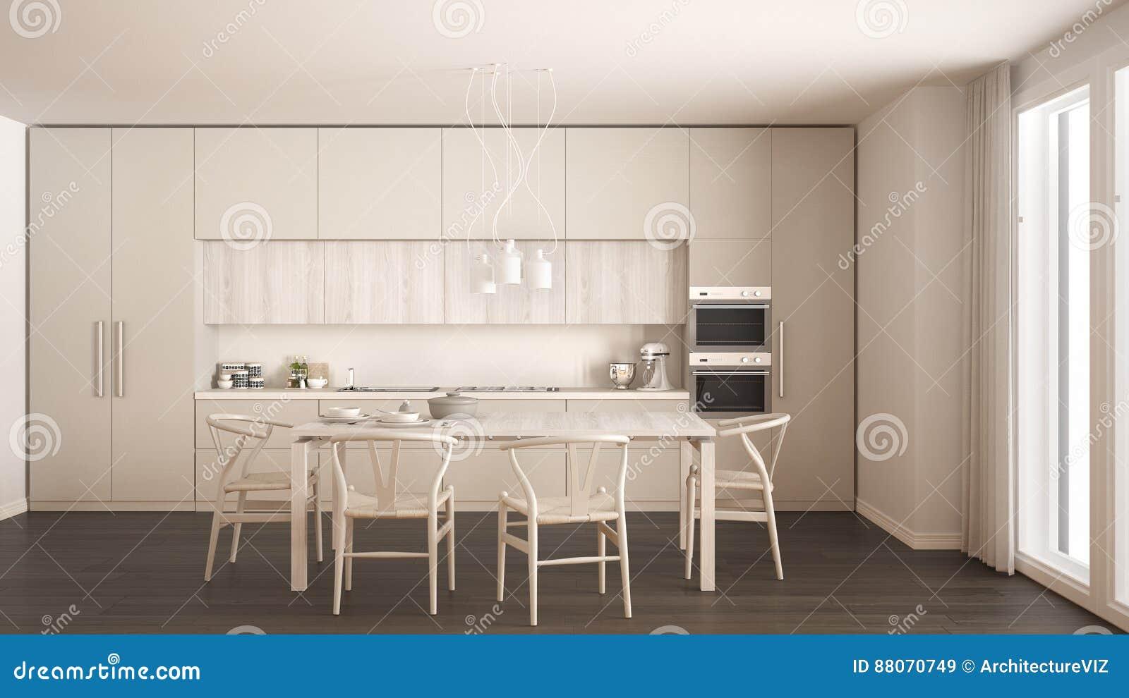 Piastrelle Cucina Bianca Moderna. Finti Mattoncini Da Con Gallery Of ...