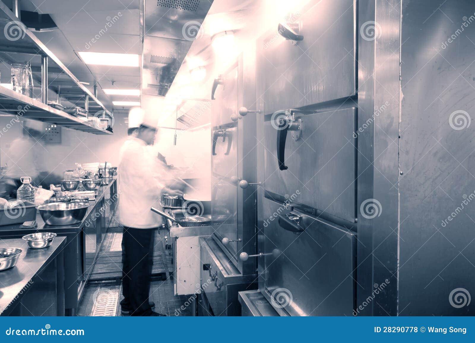 Cucina dell hotel