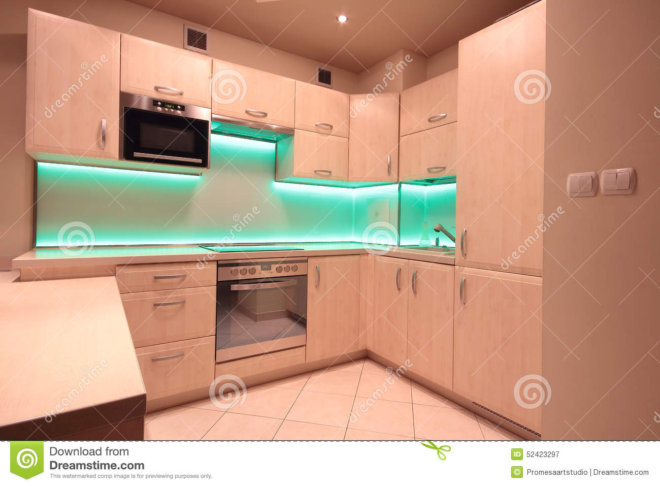 Beautiful Led In Cucina Pictures - Ideas & Design 2017 ...