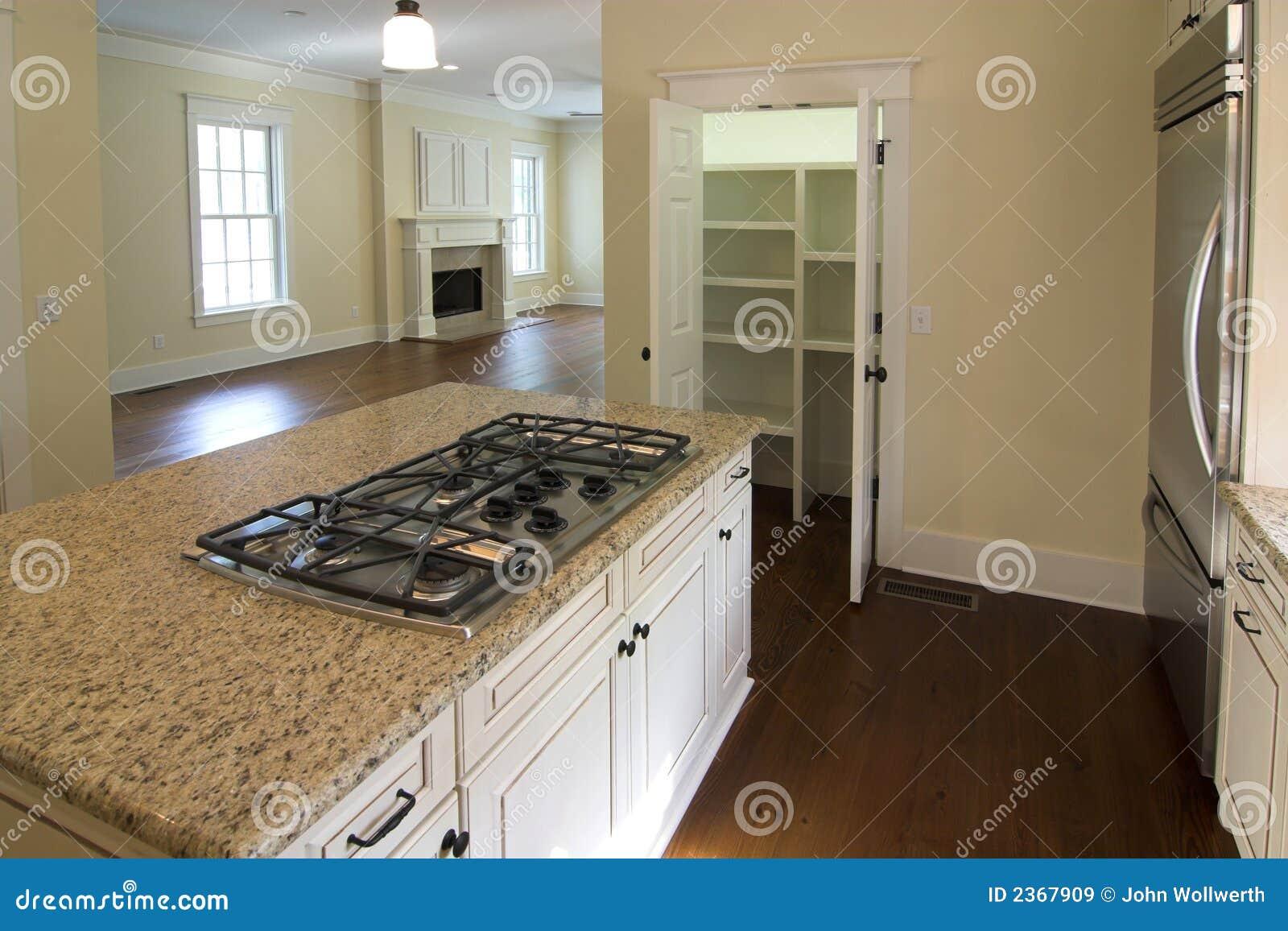 cucina e salone immagini stock libere da diritti - immagine: 2367909 - Salone Cucina
