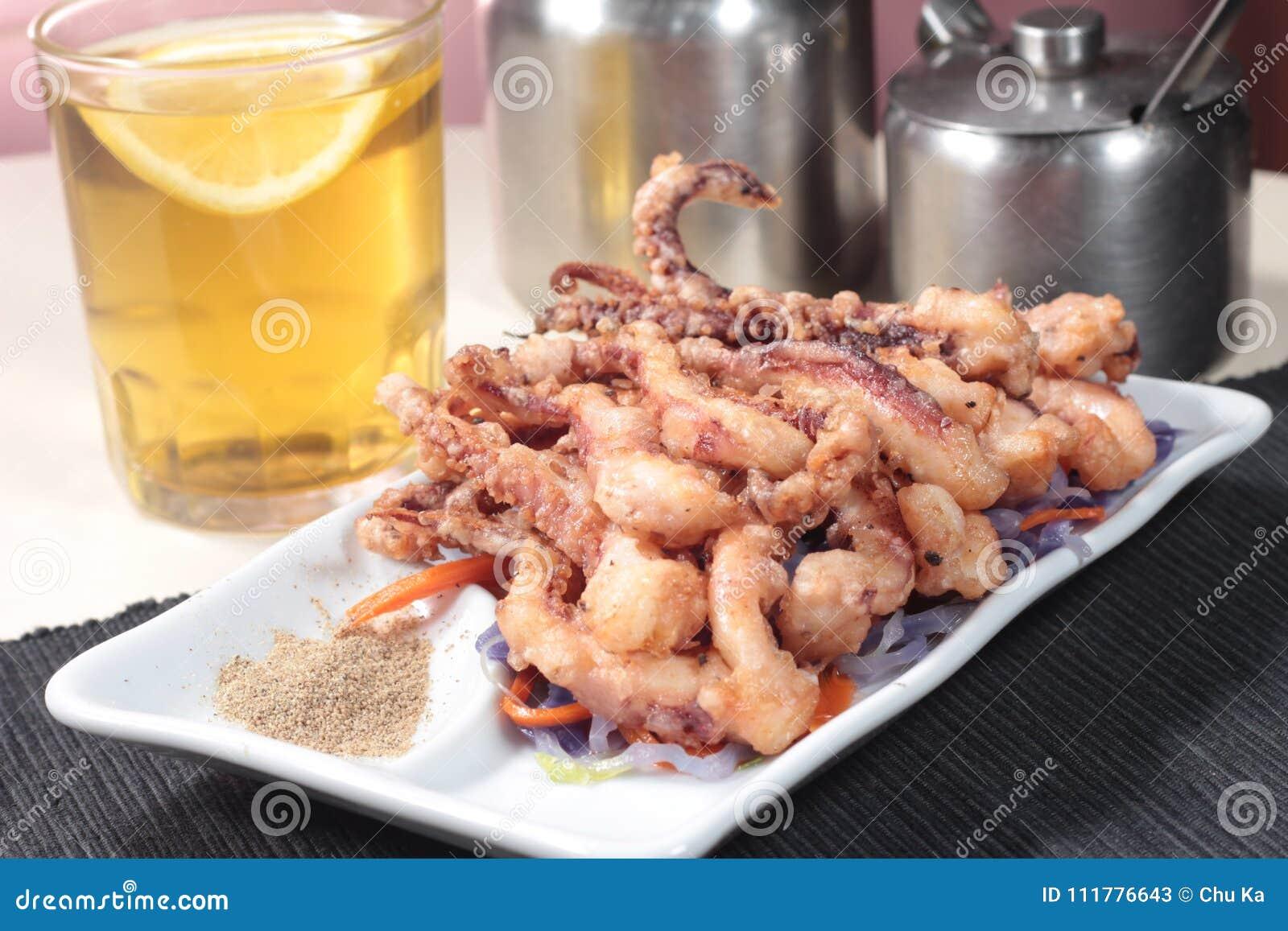 Cucina fresca e saporita dei frutti di mare