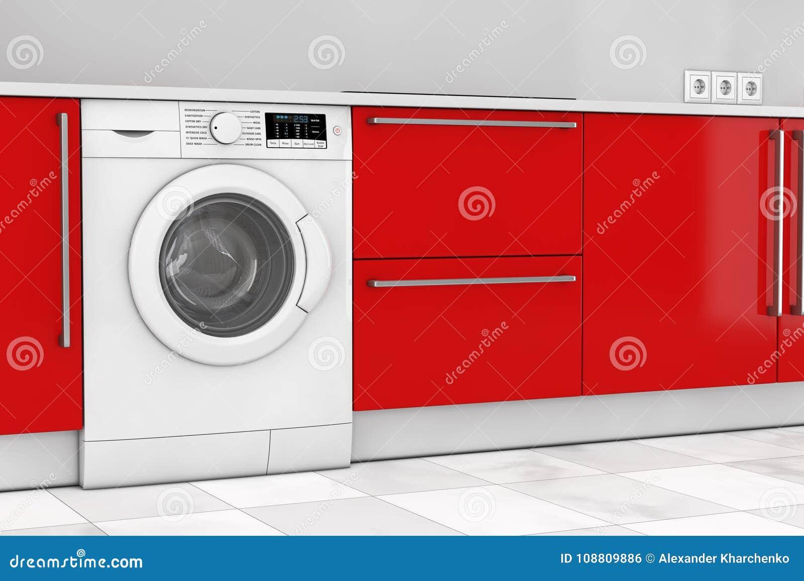 Lavatrice cucina perfect cucina with lavatrice cucina - Lavatrice in cucina ...