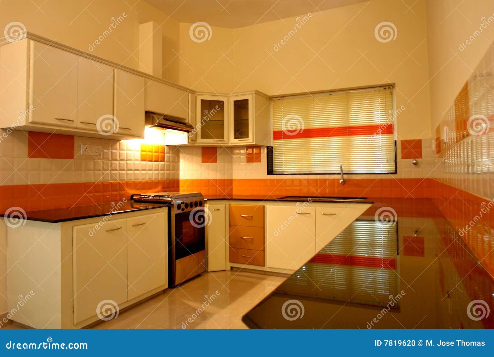 Cucina modulare moderna