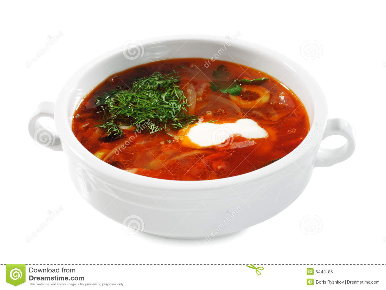 Cucina russa ed ucraina minestra solyanka fotografia for Cucina russa