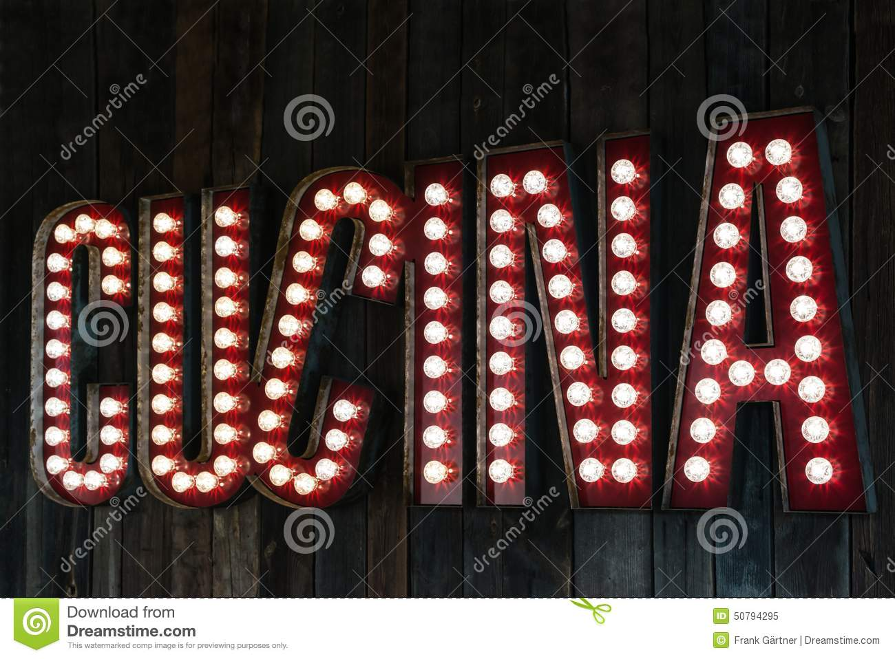 Cucina sign stock image. Image of delicious, dinner, dining ...