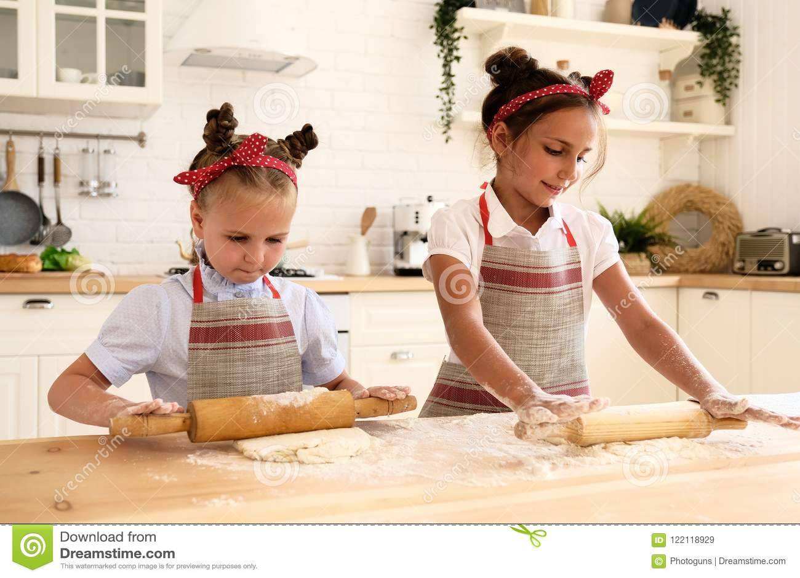 Cucinando con i bambini