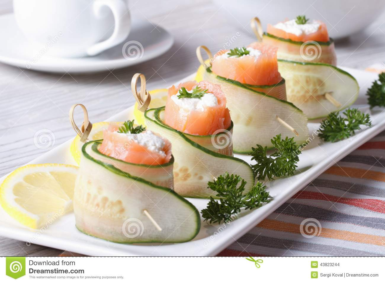 cream cheese roll up appetizer