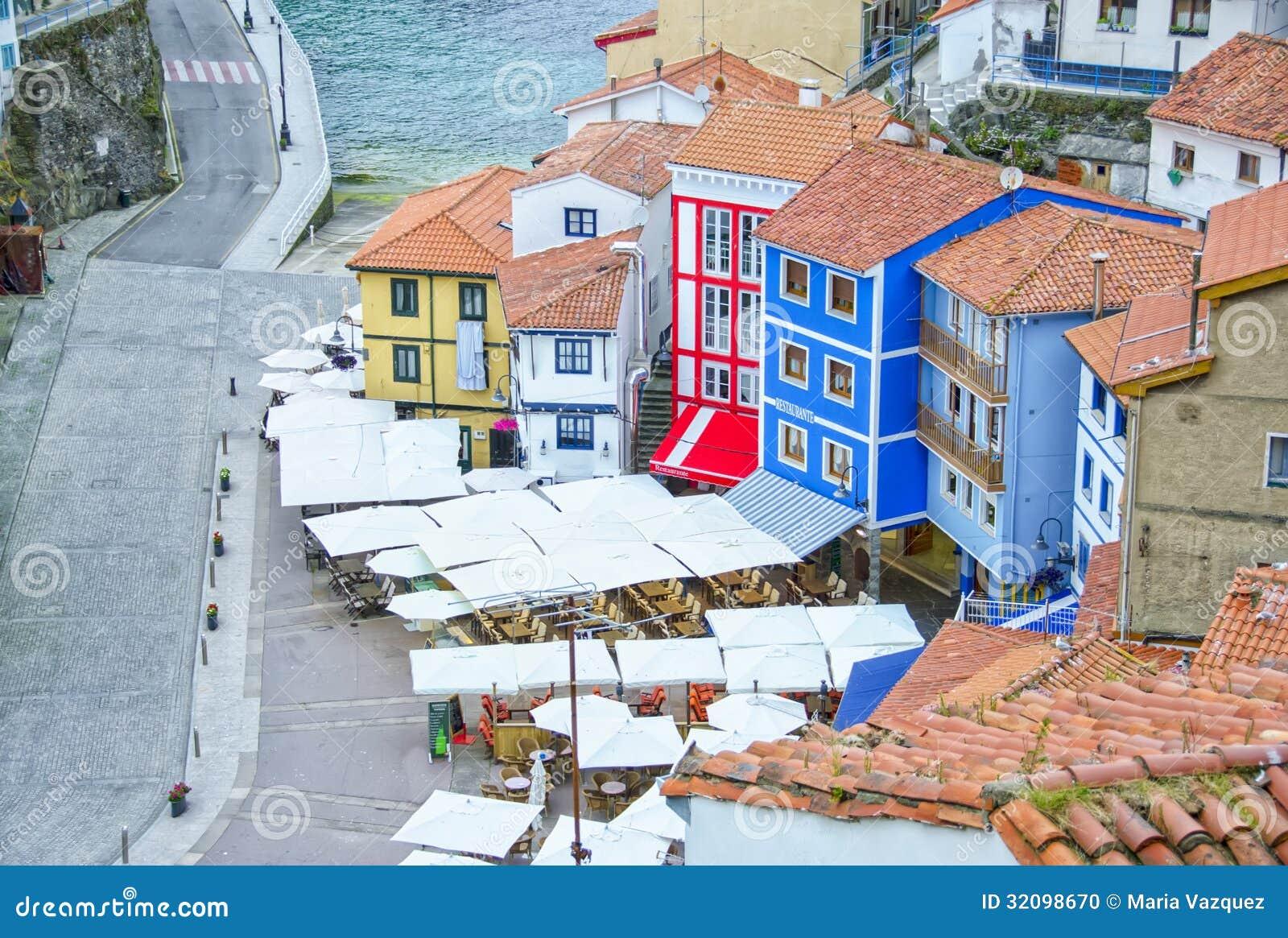 Cudillero Spain  city images : Cudillero, Spain Stock Photo Image: 32098670