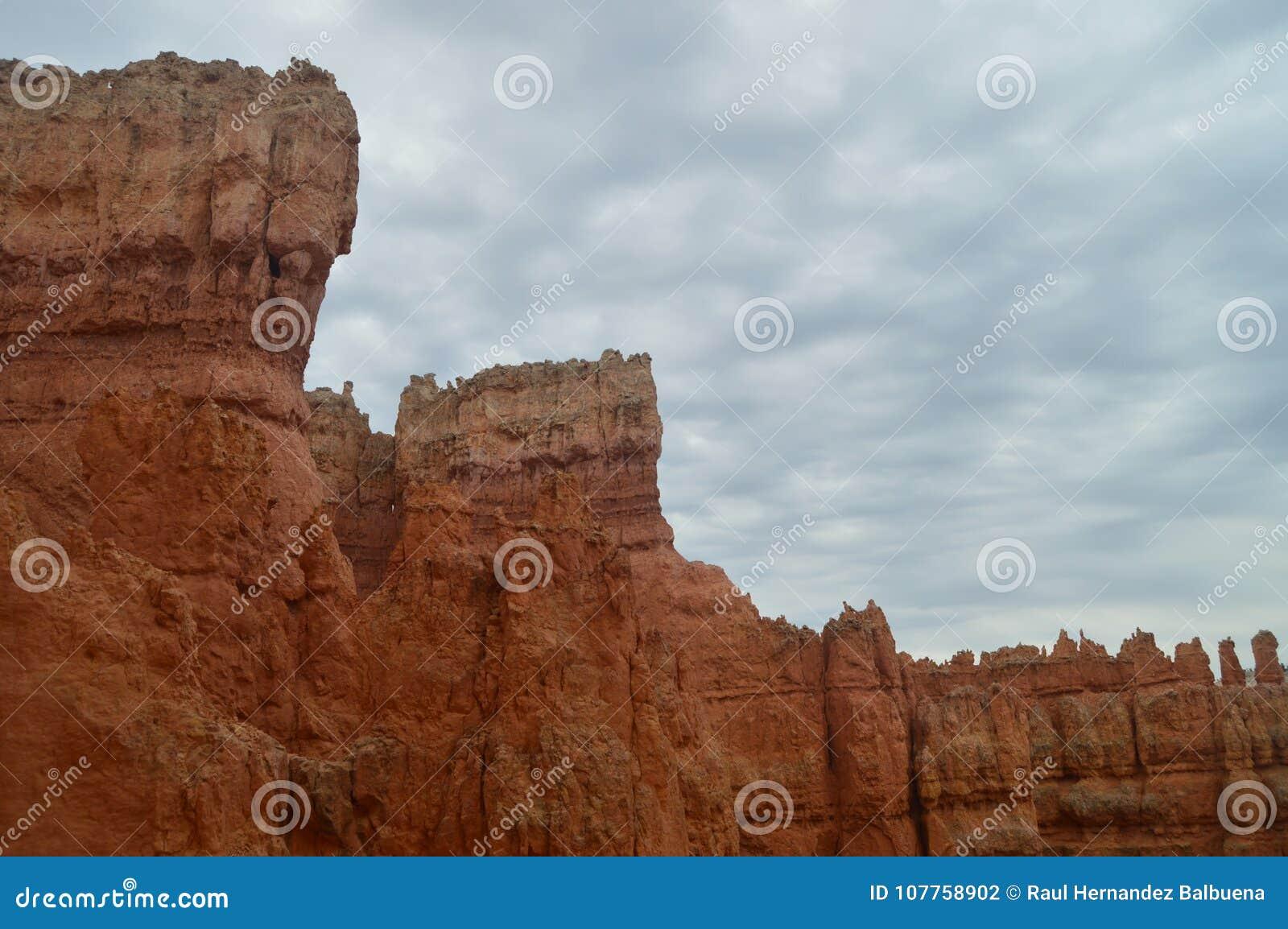 Cudowne Hodes formacje W Bryka jarze geom Podróż Natura