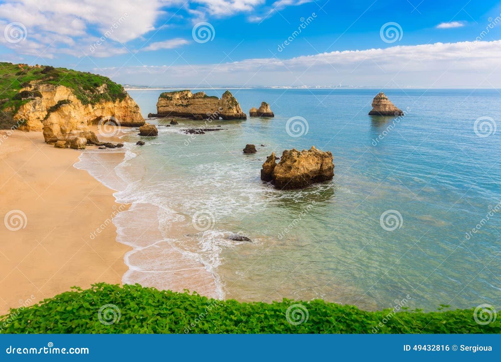 Cudowne plaże Portugalia