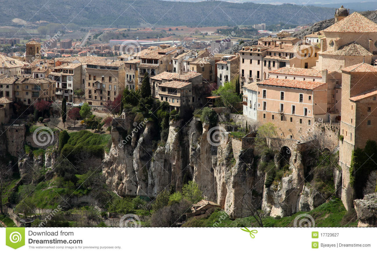 Cuenca - Spain Royalty Free Stock Photography - Image ...