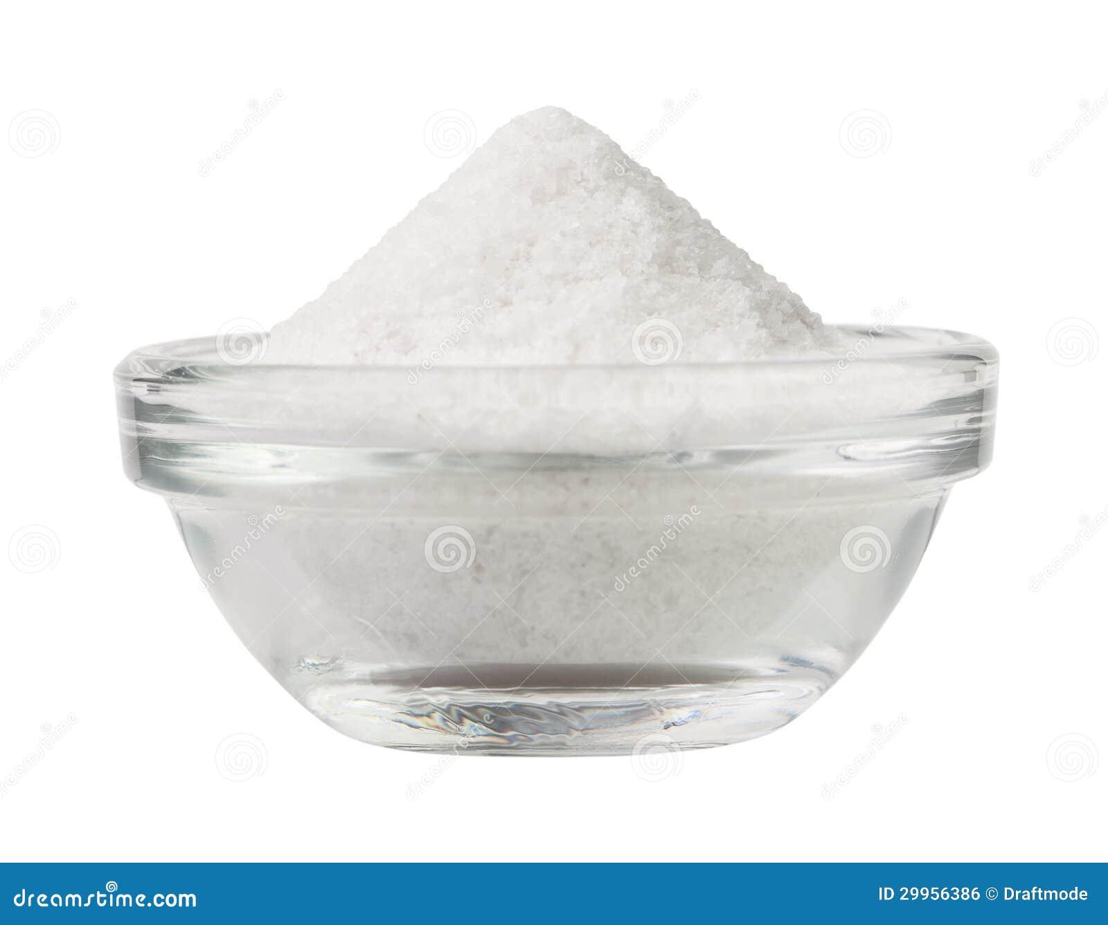 Cuenco de la sal