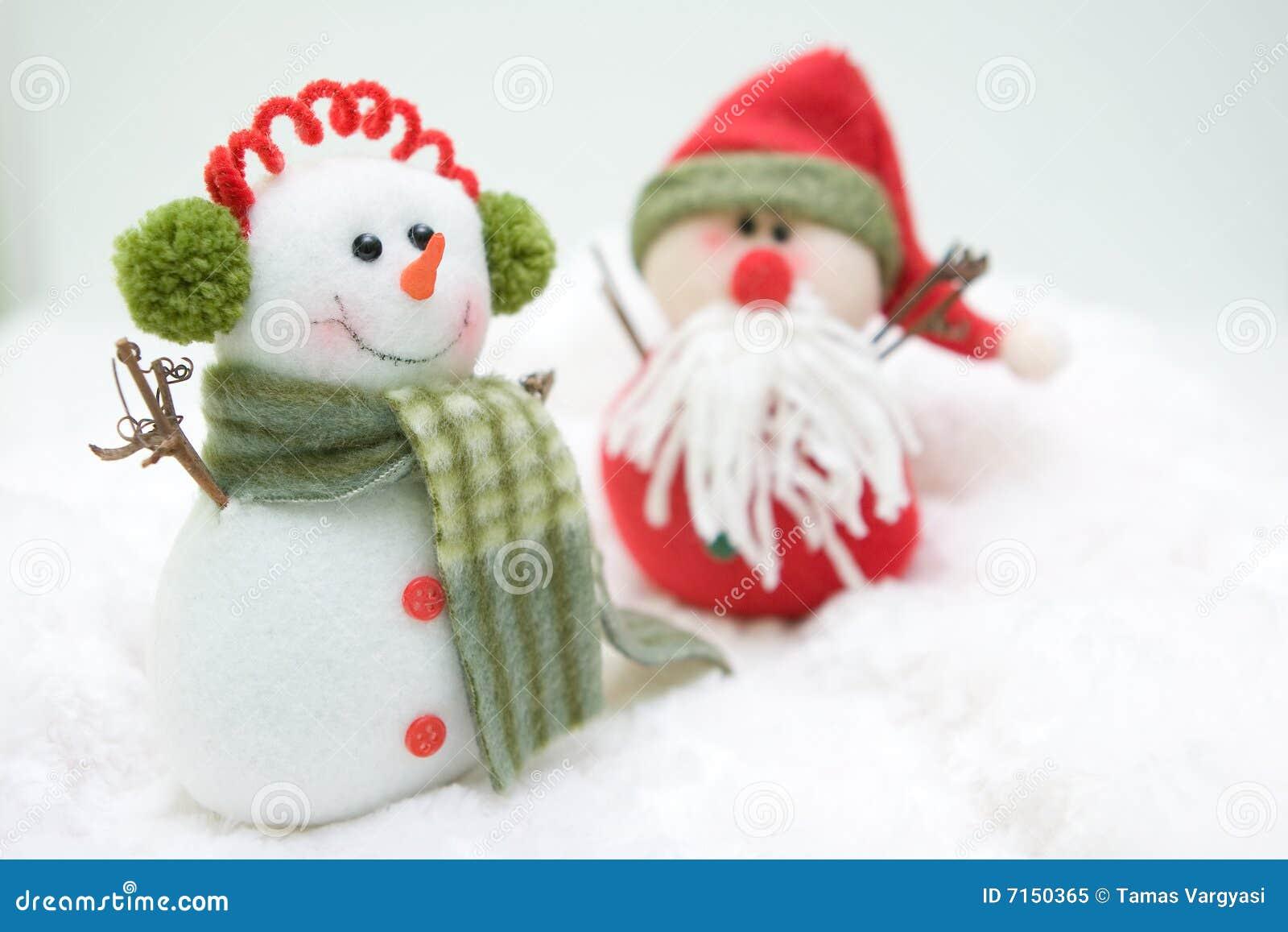 Cuento del muñeco de nieve